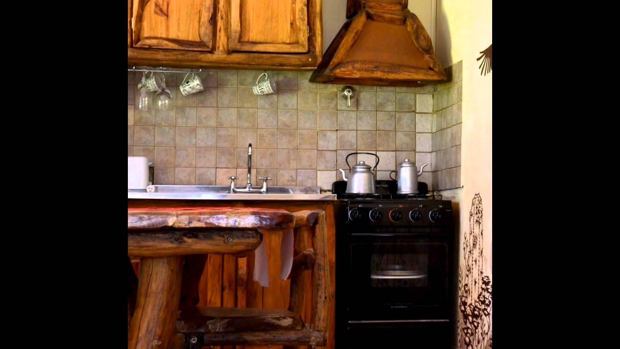 Muebles de cocina r sticos youtube for Muebles cocina rusticos
