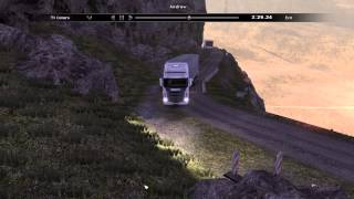 SCANIA Truck Driving Simulator - Logitech G27 - Doesn't work properly