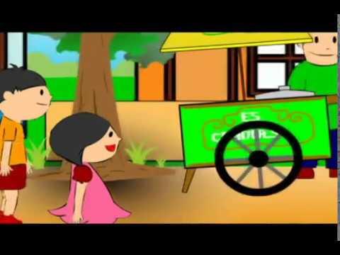 Animasi Menjaga Keindahan Alam Jaga Kebersihan Lingkungan Youtube