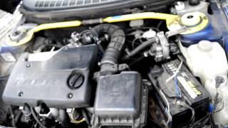 РЕШЕНО.Троит двигатель мигает ЧЕК Ваз 2110