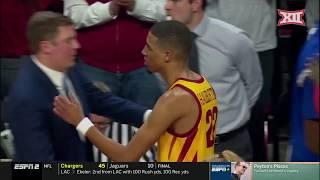 Seton Hall vs. Iowa State Men's Basketball Highlights