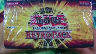 Best Yugioh Retro Pack 1 Booster Box Opening Ever! $5,000 BOX!!