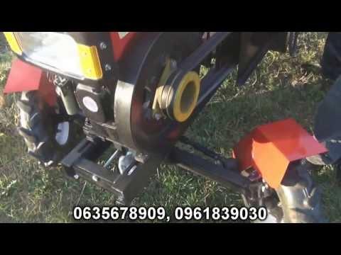 Bing: саморобний трактор 4х4
