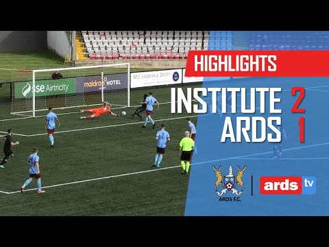 Institute Ards Goals And Highlights