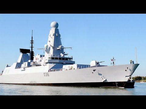 Russia says it fired warning shots at U.K. destroyer, British deny the incident happened at all