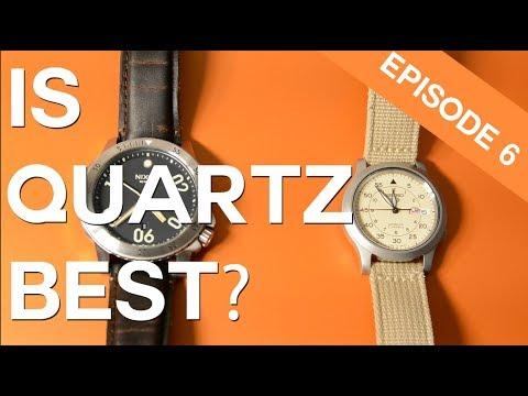 Quartz vs Automatic. Why I pick Quartz. (SNK803 v Nixon Ranger) Episode 6