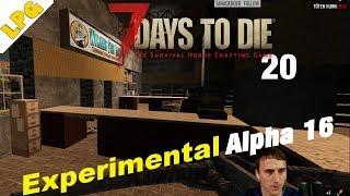 7 Days to Die Alpha 16 deutsch [20] Working Stiff Tools [Random Gen|7dtd|german]