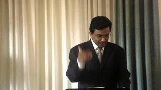 No rain, no wind but water. Rev.Mathew Roy U.S Pentecostal Church