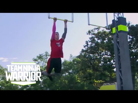 Season 2, Episode 6: Jake Murray Makes a Comeback | Team Ninja Warrior
