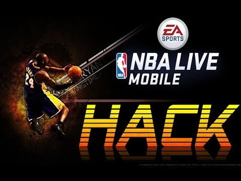 NBA Live Mobile Basketball Hack iOS / Android - NBA Live Mobile Unlimited Cash and Coins Glitch