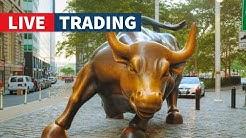 Watch Day Trading Live - June 23, NYSE & NASDAQ Stocks
