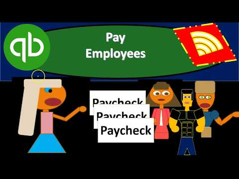 QuickBooks Online 2019-Pay Employees