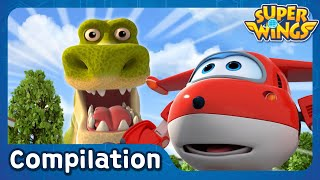 [Superwings s2 Highlight Compilation] EP11 ~ EP20