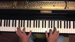 Tutorial piano y voz HISTORIA  DE UN AMOR (Pedro Infante )