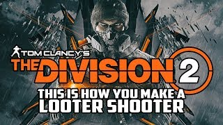 Tom Clancy's The Division 2 Review - Gggmanlives