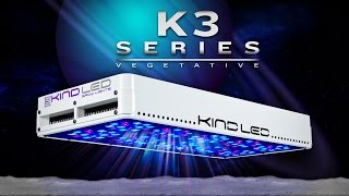KIND LED K3 Series L600 Vegetative Full Spectrum Indoor LED Grow Light