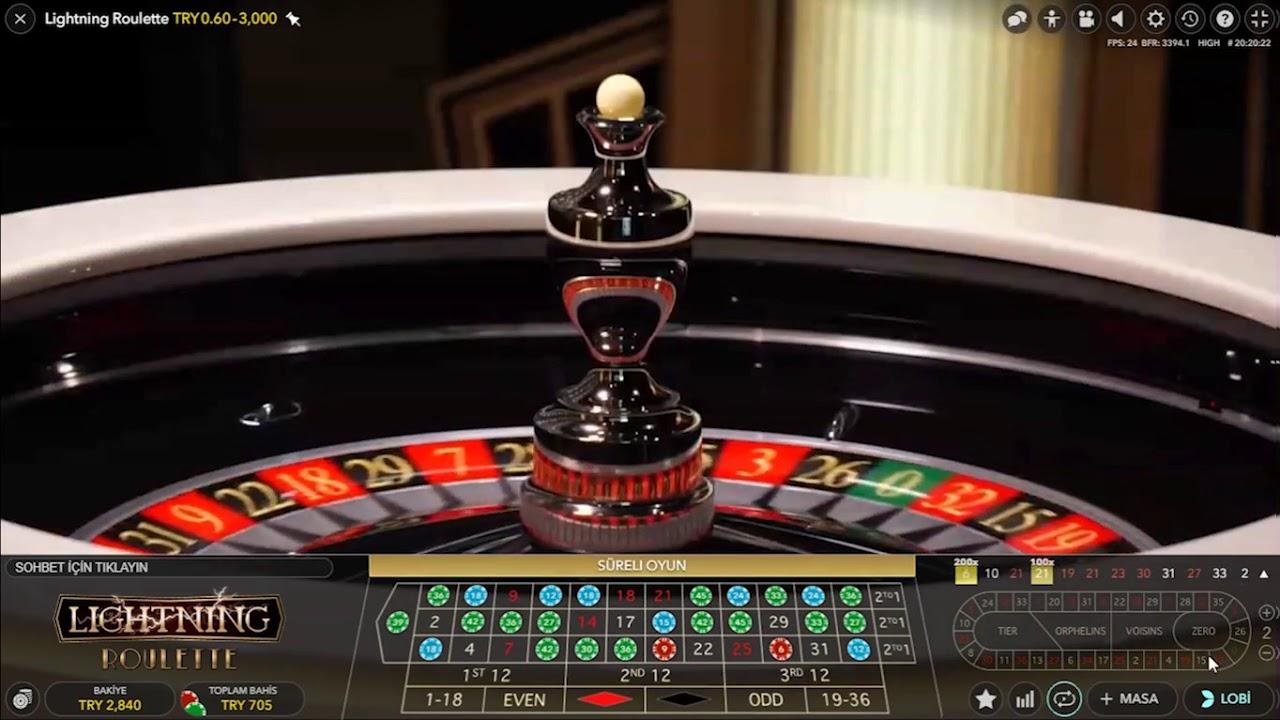 Lightning roulette rules unibet