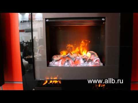 Dimplex Redway - электрокамин с эффектом живого пламени