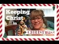 Simple ways we are teaching our { young } children about Christmas!