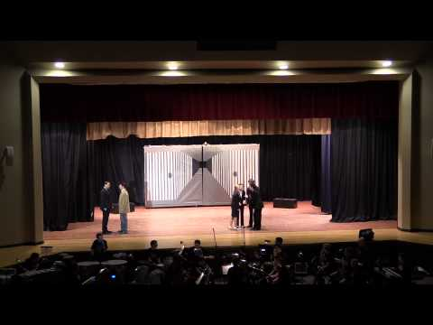 """Milford High School Theatre Department Presents """"Legally Blonde"""" The Musical"""