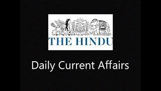 10-04-2018 Daily Current Affairs - Unique Shiksha