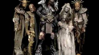 Lordi - Missing Miss Charlene  with lyrics