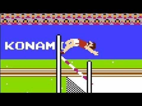 Track & Field (NES) Playthrough - NintendoComplete