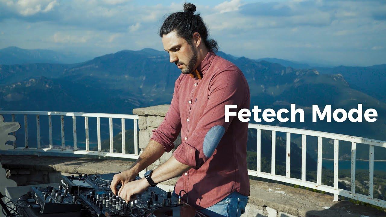 Fetech Mode - Live @ Radio Intense Spain 21.7.2021 [ Techno / Melodic Techno DJ Mix] 4K