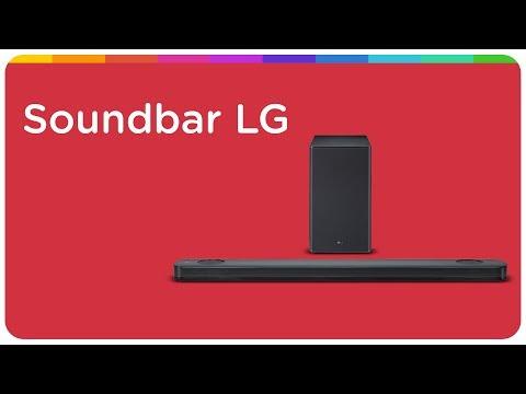 Soundbar LG SK9