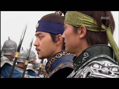 [고구려 사극판타지] 주몽 Jumong 대소가 이끄는 병사의 습격으로 장렬한 죽음을 맞는 해모수