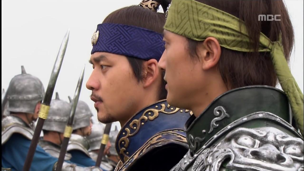 Download [고구려 사극판타지] 주몽 Jumong 대소가 이끄는 병사의 습격으로 장렬한 죽음을 맞는 해모수