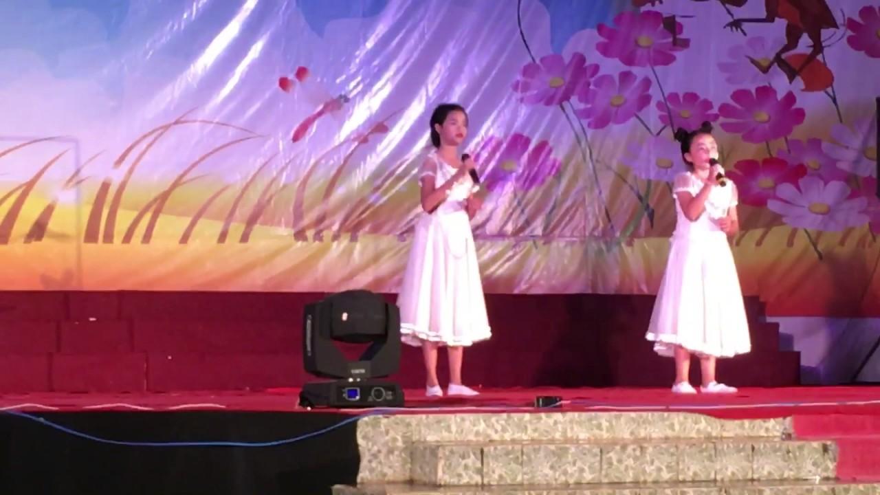 Giấc mơ cánh cò - Song ca : Võ Trà Duyên - Nguyễn Thị Trâm Anh