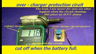 Overcharge Prevention Timer Overcharging Protection Auto Shut-Off Timer