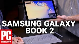 Samsung Galaxy Book 2 (Qualcomm Snapdragon 850) Hands On