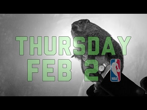 NBA Daily Show: Feb. 2 - The Starters