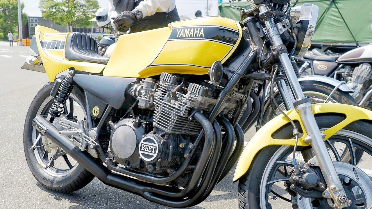 XJ400D CB400F CBX400F GS400 GT380 GSX400E CB750 Z1 Z2 Japanese motorcycle videos