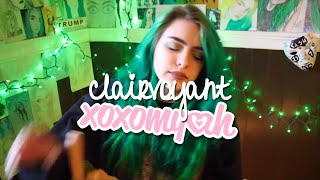 Repeat youtube video Myah | Clairvoyant - TSSF ( cover )