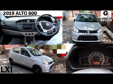 2019 Maruti Suzuki Alto 800 LXI 🔥 | 2019 Alto 800 | ABS | EBD | airbag | detailed review !!!!