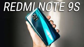 Самый НЕоднозначный смартфон Xiaomi? Redmi Note 9S обзор и сравнение с Redmi note 9 PRO и 8 PRO