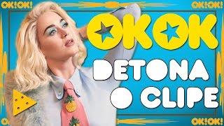 Katy Perry acorrentada ao ritmo | OKOK Detona o clipe