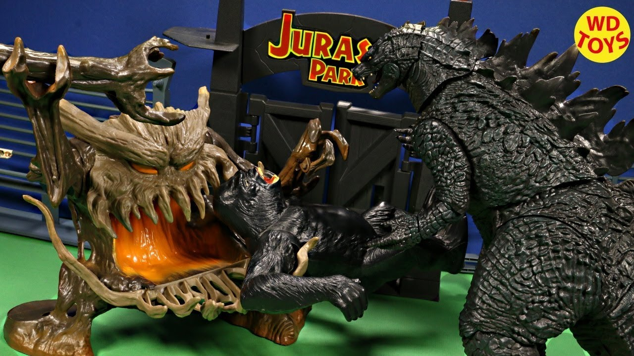 Free Godzilla Game For Kids