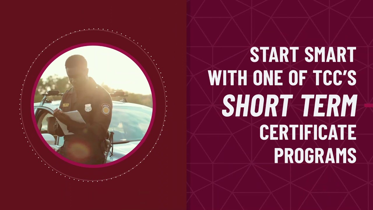 Short Term Certificate Programs