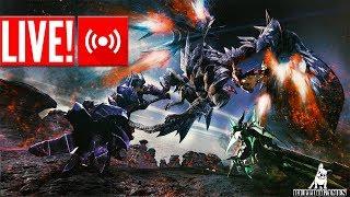 LIVE - Monster Hunter Generations Ultimate - Uma Nova Aventura! - PARTE 2