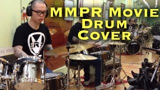 Mighty Morphin Power Rangers Movie Theme Drum Cover