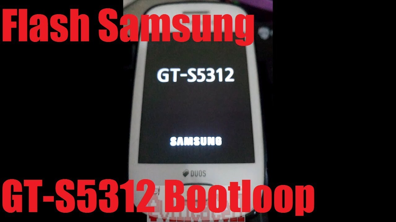Tutorial Flash Samsung Gt S5312 Y Neo Duos Youtube Galaxy Young New S6310 4gb Putih