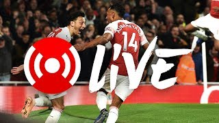Download Video Arsenal 3 - 1 Leicester | Arsenal Nation Live: The Verdict MP3 3GP MP4