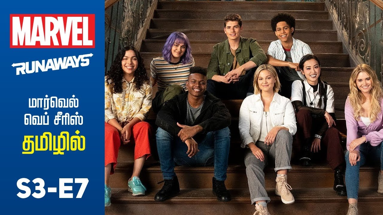 Download Marvel Runaways Tamil dubbed web series s3 e7