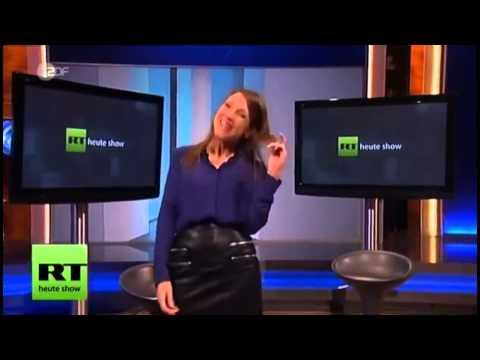 ZDF-Heute-show vs. RT-Deutsch // Propaganda vs. Propaganda