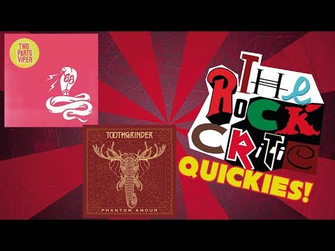 """QUICKIES!: '68 - """"Two Parts Viper"""" & Toothgrinder's """"Phantom Amour"""""""