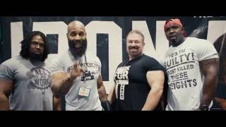 THE MASTERS MOTIVATION - Anaheim Fit Expo PART 1